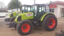 Demo CLAAS Axos 340 C 75kw