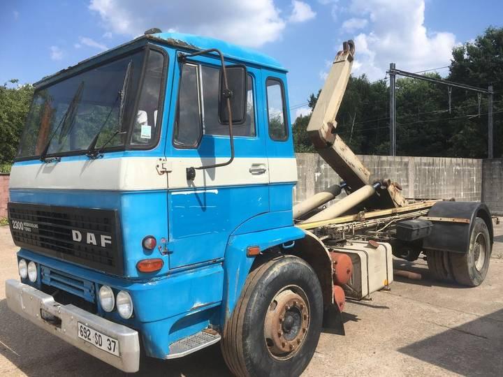 DAF 2300 **French-Francais** - 1979