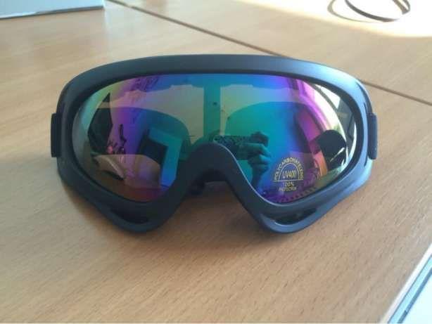 Лижна маска НОВА очки захист для очей лыжная маска  220 грн. - Лижі ... c373b32f761da