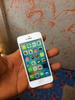 Iphone 5 neat silver 16gig