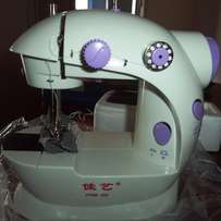Electric portable multifunction sewing machine for sale at agreat pric