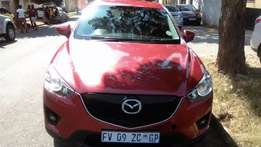 2015 Mazda CX5 Colour Maroon