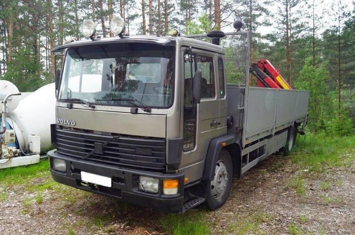 Volvo Fl614 - 1992