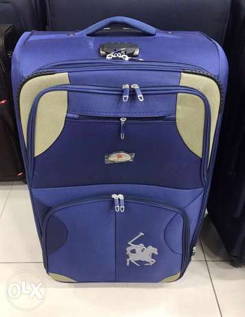 all colors available luggage suit cases high durable quality polo