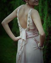 Випускне вечірнє плаття з відкритою спиною.Сукня вечірня. f7c9dc2bed896