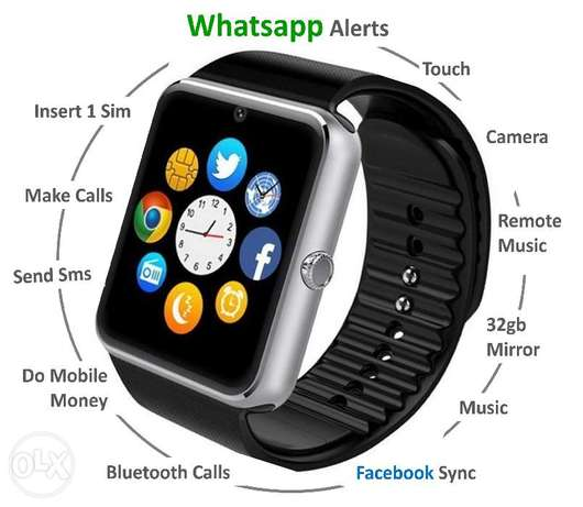 smart watch 3 accessories Kampala - image 1