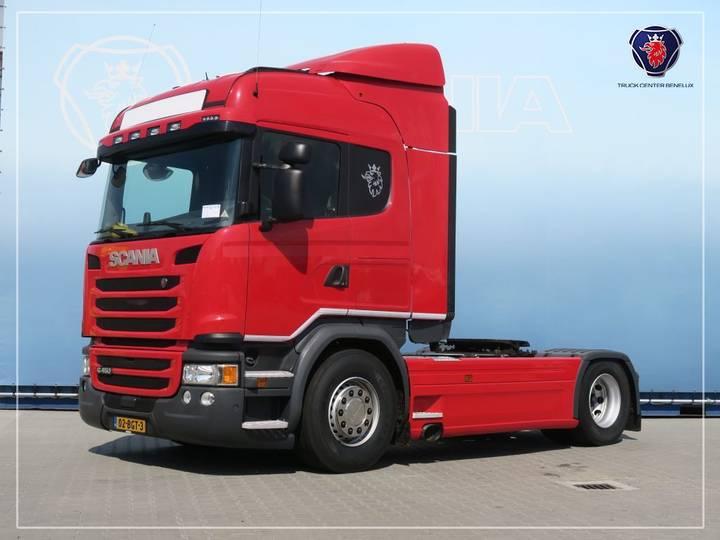 Scania G450 LA4X2MNA   SCR-only   NAVI - 2016