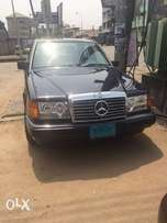Carefully Used Mercedes Benz 200E (V-boot) with C Class Engine