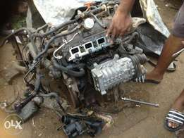 Polo 6 Gti engine spares for sale
