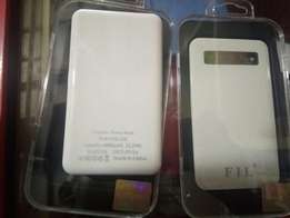 Original fil powerbanks with multiple and fast charging