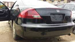 #1.8m!! Tokumbo Honda Accord 2007 model