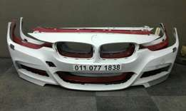 BMW F30 Msport 3 series bumpers for sale