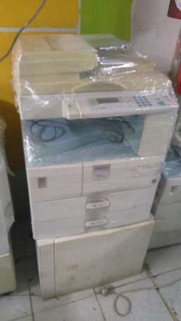 Ricoh aficio 3030 fully equipped with printer duplex and ADF high spee Nairobi CBD - image 3