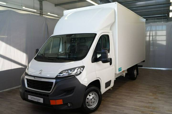Peugeot Boxer Cargo LBW 335 L4 HDI 130 NAVI Kamera - 2018