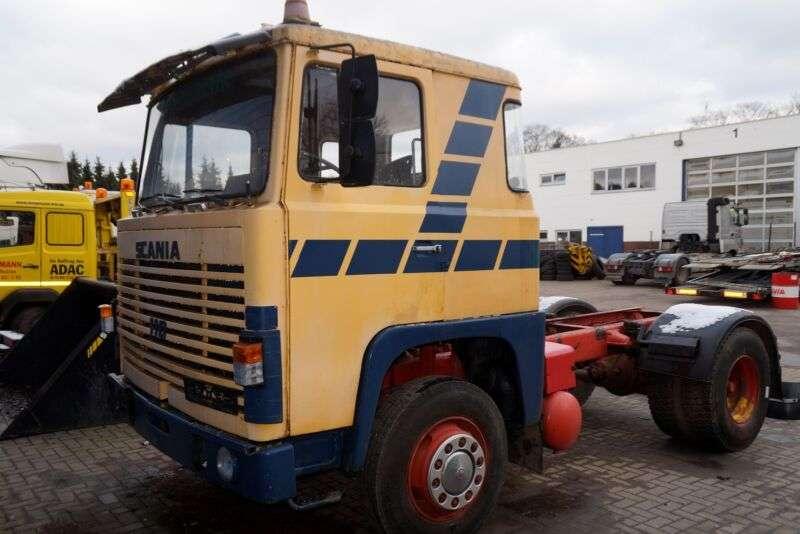 Scania 110 / 111 / 112 - 1972