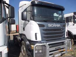 2010 R470 Scania for sale