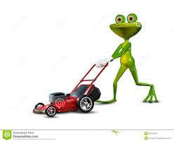 lawn mower repairs and garden service