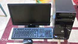 Complete HP pro 3500M Icore i3
