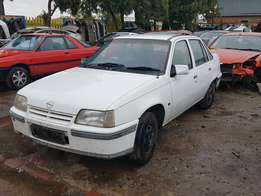 Opel Monza stripping for spares