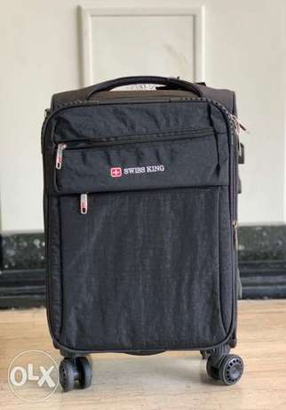 Swiss king very good quality luggage all sizes available suitcase