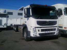 VOLVO 400 Chassis Cab For Sale