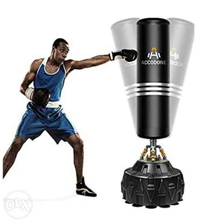 Freestanding Punching Bag with Stand 70 182lb Boxing