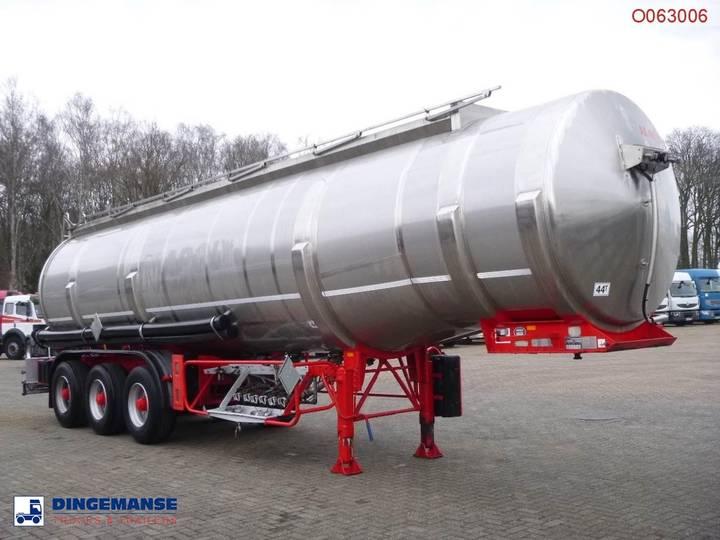 Maisonneuve Fuel tank inox 39.2 m3 / 6 comp. - 1991