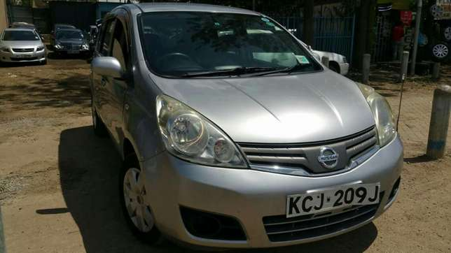 Nissan note on sale Harambee - image 1