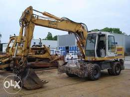 Liebherr A 904 litronic - To be Imported