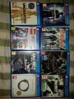 PS4 Games Second Hand
