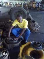 semi-skilled, trade tested diesel mechanic