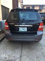 Nearly used kia Sorento 2008 model bought brand new