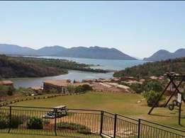 Breathtaking stand on Estate D Afrique :Hartrbeespoort Dam