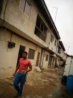 6nos 2bed Rooms Flat with 3bed Rooms Flat at William Estate Agege