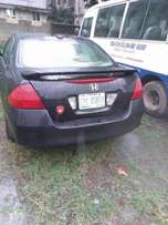 2007 Honda Accord dc