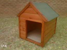 Wooden dog house for sale R350