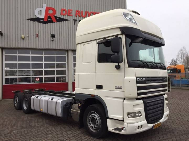 DAF Far Xf 105.460 Euro 5 - 2011