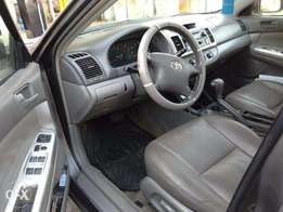Clean Full Leather Toyota Camry