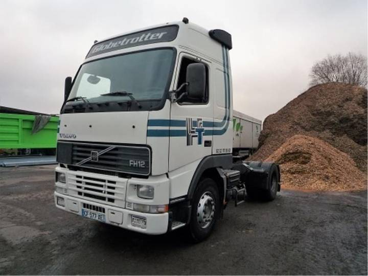 Volvo FH12/420 Globetrotter / FRENCH - 2001