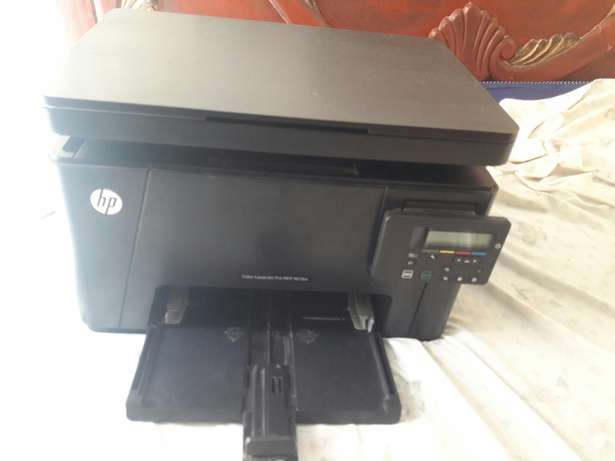 HP LaserJet Pro MFP M176n printer for sale South C - image 6