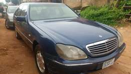 Mercedes Benz S 500 for sale