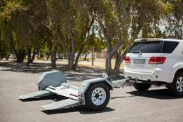 Piggy-back Tow -dolly TRAILER HIRE / RENT