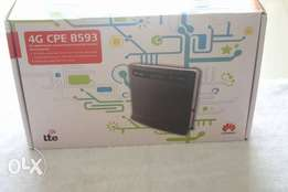 Huawei B593 4g wifi Router Unlocked 4g 150 mbps
