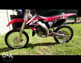 CR125 off road for sale