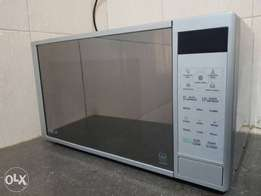 2days old microwave