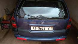 Opel Vectra b4 boy