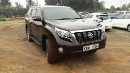 Very clean Lady owner 2011 Prado