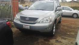 Tokunbo 2005 lexus rx330 full option