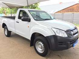 2013 Isuzu KB 250 Fleetside