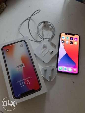 iPhone X 256gb urjent sale with box and all accessories original